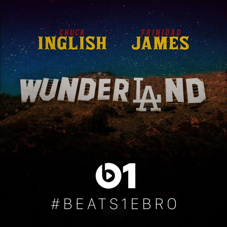 Chuck Inglish ft. Trinidad James – WunderLAnd   Nah Right