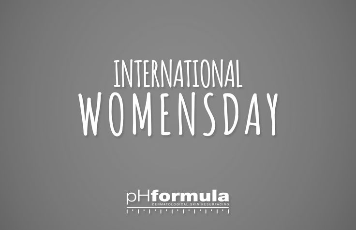 Will you #BeBoldForChange? For International Women's Day 2017, we're asking you to #BeBoldForChange.. Join pHformula in celebrating women all over the world today!