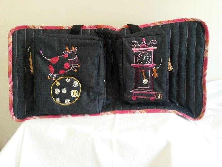 Diaper bag for Karenza