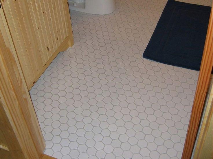 Bathroom Tile Flooring Patterns