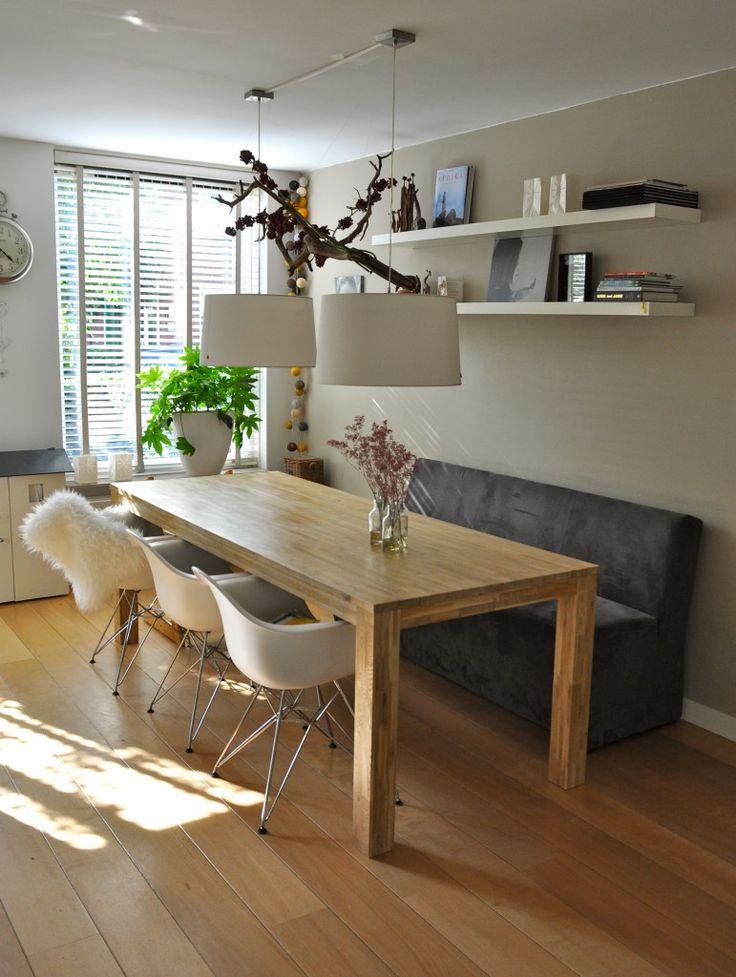 Binnenkijken in … een modern landelijke woning in Odijk via www.stijlidee.nl