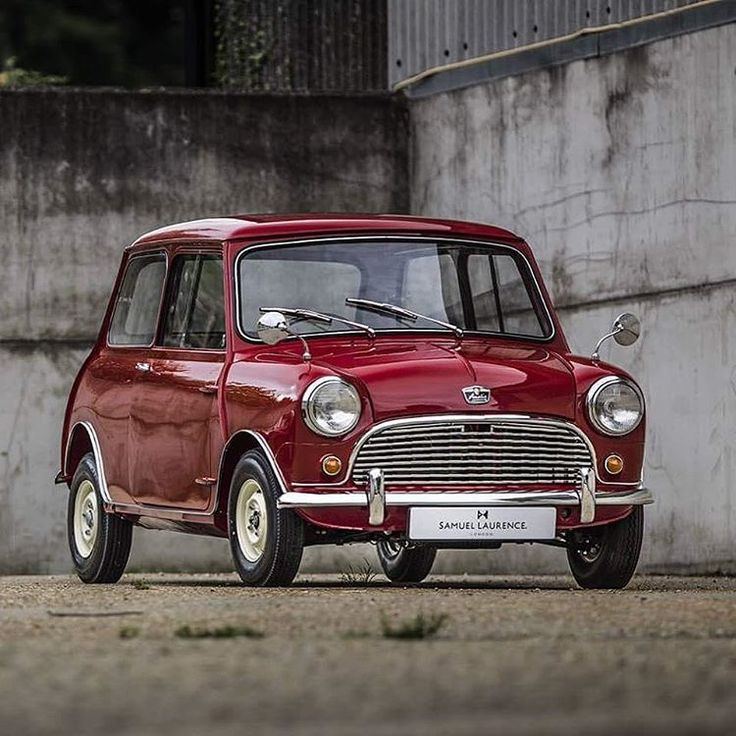 10 Best Images About Classic MINI On Pinterest