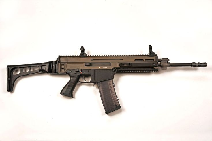 CZ-805 BREN S1 semi-automatic rifle                                                                                                                                                                                 More