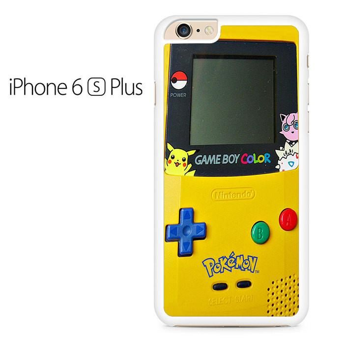 Gameboy Color Pokemon Iphone 6 Plus Iphone 6S Plus Case