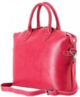 Jekyll & Hide Paris Leather Handbag Scarlet R4149 Jekyll & Hide genuine leather pieces are created for a life lived authentically. And like authenticity, leather is rare and valuable. It is also a natural expression of beauty and enduring luxury.  Genuine leather compartmentalised inner to accommodate a laptop, tablet, mobile phone, business cards, pens, etc.   Adjustable shoulder strap included.