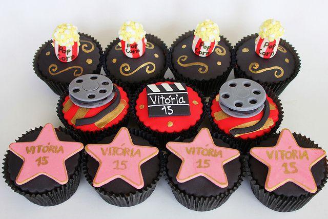 Hollywood Cupcakes by Isa Herzog, via Flickr