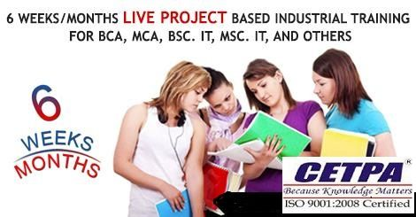Here in CETPA Infotech we provide best Industrial training in Dehradun in various engineering domains. Join North India's best industrial training provider's company and find live industrial exposure with our expert trainers