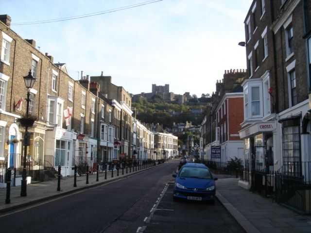 Dover Castle (Castle Street) - Dover - Wikipedia, the free encyclopedia