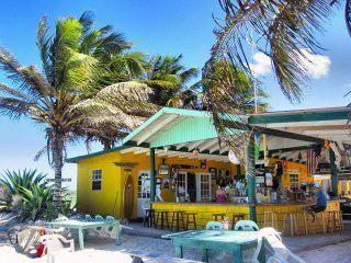 Cow Wreck Beach Bar, Anegada, BVI
