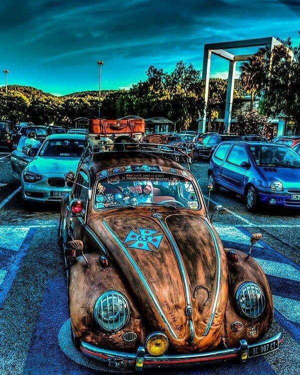 Tumblr Car Wallpapers Retro Cars Vw Art
