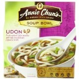 Annie Chun's Udon Soup Noodle Bowl, 5.9-Ounce Bowls (Pack of 6) (Grocery)By Annie Chun's