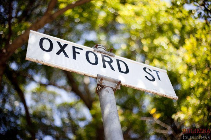 Oxford St, Bulimba