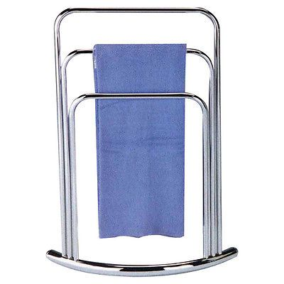 InRoom Designs Free Standing Towel Rack Stand