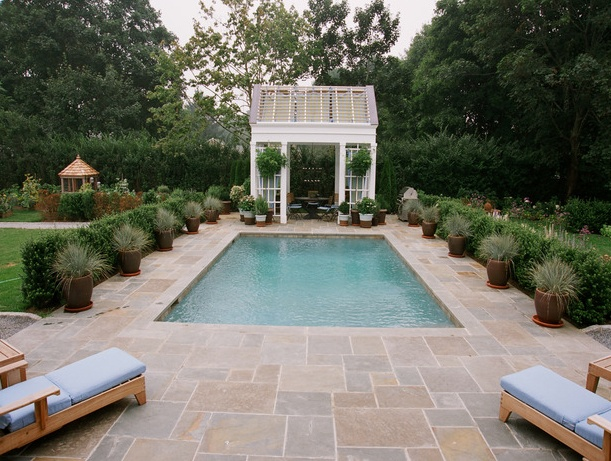 53 best flagstone patios images on pinterest | flagstone patio ... - Pool And Patio Designs