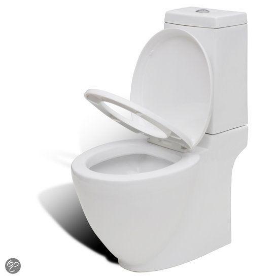 vidaXL Toiletset Modern design toilet 240376