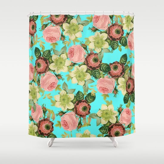 Check out society6curated.com for more! @society6 #floral #flowers #shower #curtain #home #decor #homedecor #apartment #apartmentgoals #sophomoreyear #sophomore #bathroom #bath #bedandbath #bathe #unique #art #design #creativity #creative #fun #git #giftidea #gifts #giftideas #pretty #beauty #beautiful #botanical #blue #pink #yellow #red