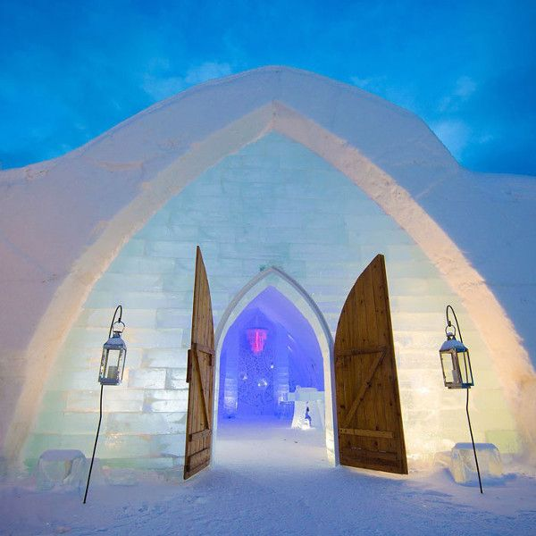 Have You Seen An Ice Hotel Before? | Norway |