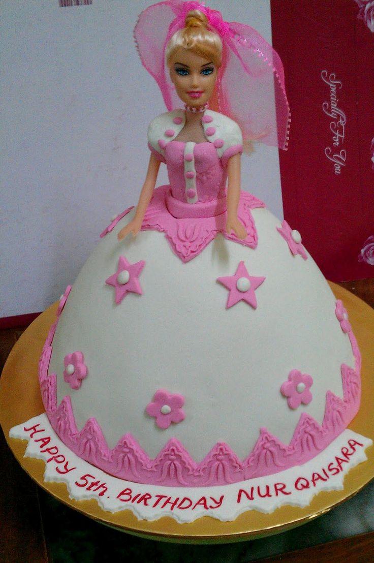 поздравления к торту кукла уже