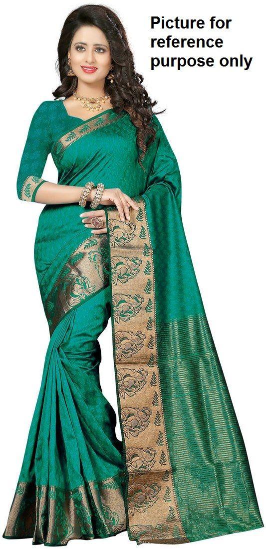 Banarasi Silk Saree #BNS 302