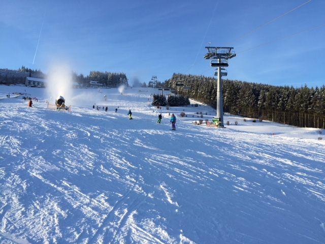 Skigebiet Willingen Ferienhaus Sauerland