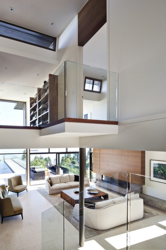 Beautiful Architecture, Beautiful Spaces, Design Ideas, Beautiful Vancouver, Interiors Design, Decor Inspiration, Living, Modern Interiors, Modern House