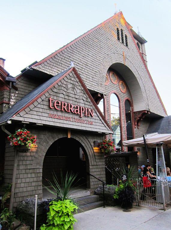 Terrapin Restaurant Rhinebeck Ny In 2019