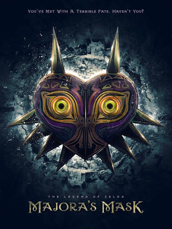 He encontrado este interesante anuncio de Etsy en https://www.etsy.com/es/listing/210636447/legend-of-zelda-majoras-mask-epic-game