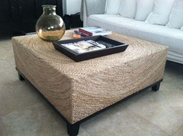 Love this Z Gallerie coffee table found this on craigslist ...