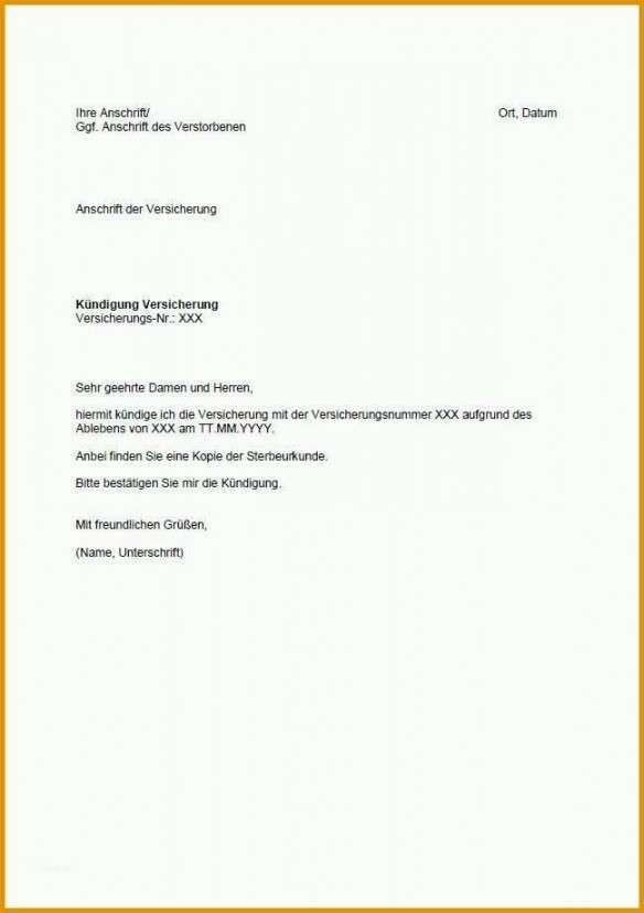 Bescheidener Vorlage Kundigung Hausratversicherung In 2020 Hausratversicherung Versicherung Kundigung