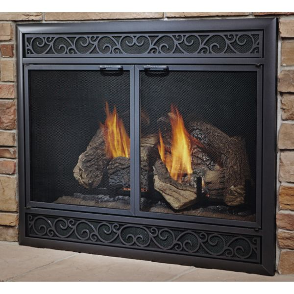 7 best New Fireplace Doors images on Pinterest | Fireplaces ...