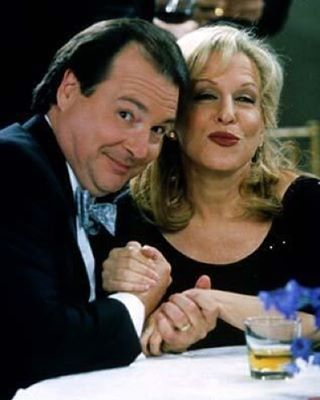 Kevin Dunn with Bette - from  Bette
