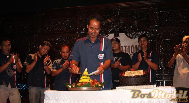 Perayaan Anniversary Volvo Club Of Indonesia Yang Ke-12