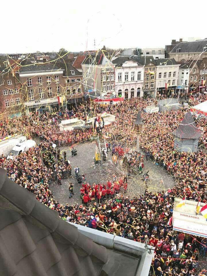 Carnaval 2017 den bosch holland