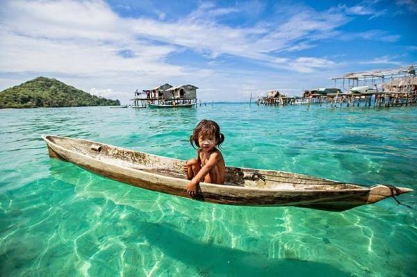 世界上最無憂無慮的海上遊牧民族,可能是這個世界上唯一僅存!