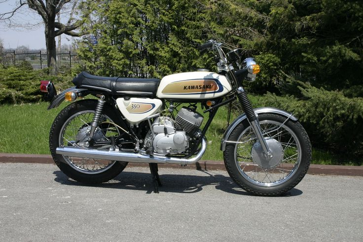 1971 Kawasaki 350 Avenger For Sale | by loudbike