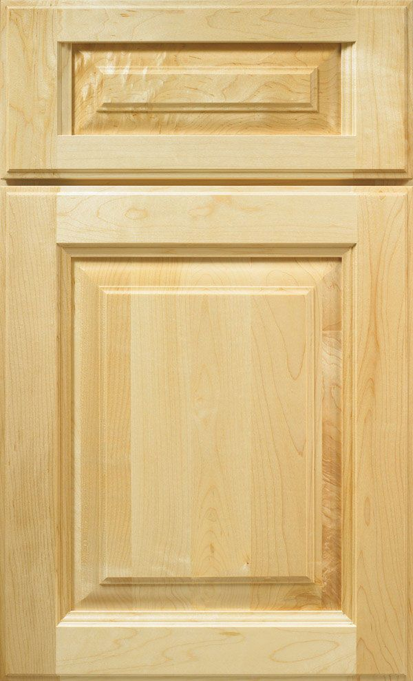 Plaza Maple 5 Piece   The Elegant Raised Panels Of The Plaza Create A Look  Of