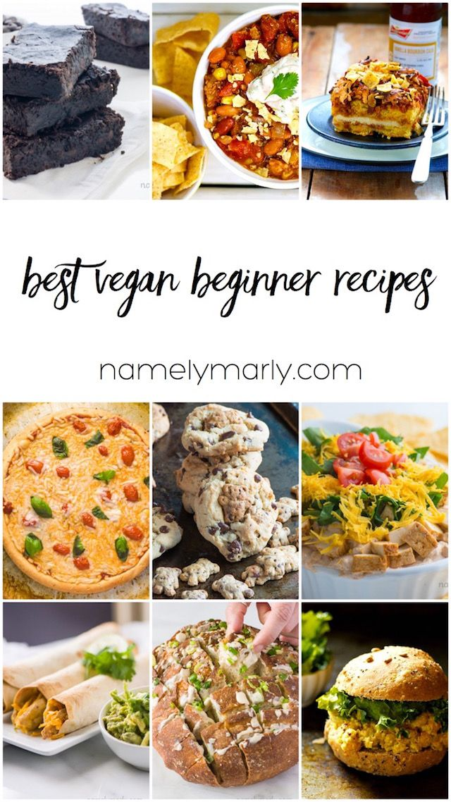 If you're veg-curious, you will love these 10 Best Vegan Beginner Recipes to get you started on a vegan lifestyle with ease and flavor!