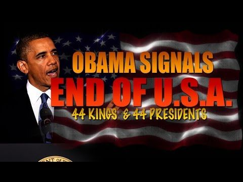 Obama's LAST Speech Signals The END of USA & of ALL PRESIDENTS 2016!! - YouTube jahtruth.net new world order