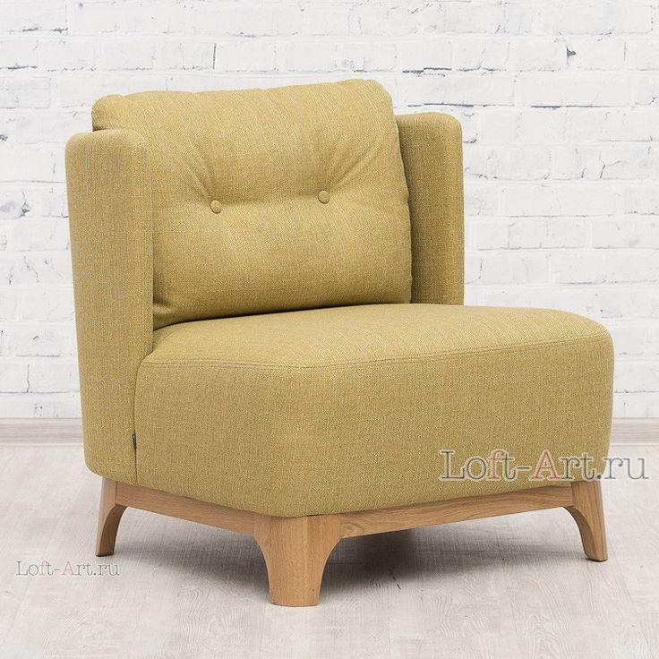 Кресло ALMA - Мягкие кресла - Кресла - Диваны и Кресла В стиле Лофт купить