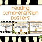 This set of 9 jungle themed reading comprehension posters will look fantastic in your classroom and help your students with their reading comprehen...