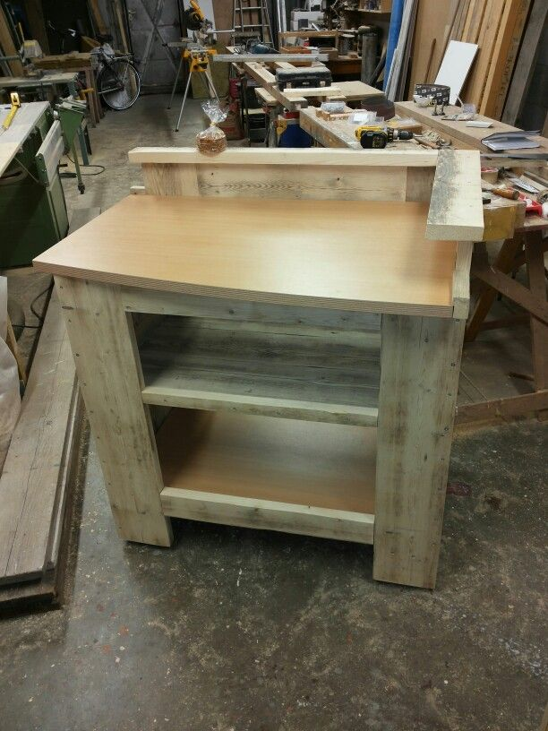 My new kitchen worktop