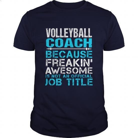 VOLLEYBALL-COACH - #sleeveless hoodies #t shirt websites. MORE INFO => https://www.sunfrog.com/LifeStyle/VOLLEYBALL-COACH-112346573-Navy-Blue-Guys.html?60505