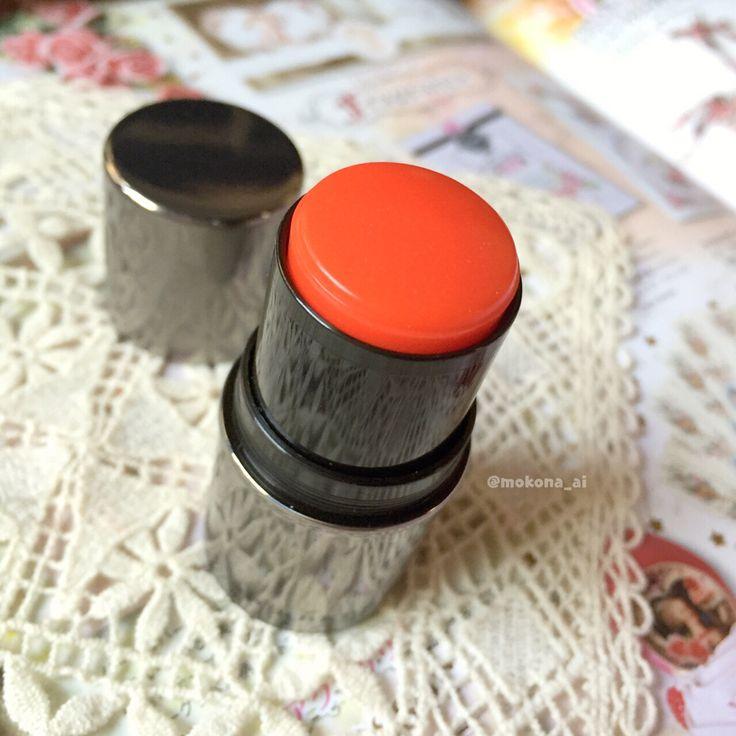 #burberry fresh glow blush Orange Poppy No.21 That the korean BA said this shade won the blind test in Get It Beauty so i think i must buy it!  #clozetteid #fdbeauty #clozetteco #femaledailynetwork #makeupjunkie #バーバリー #버버리