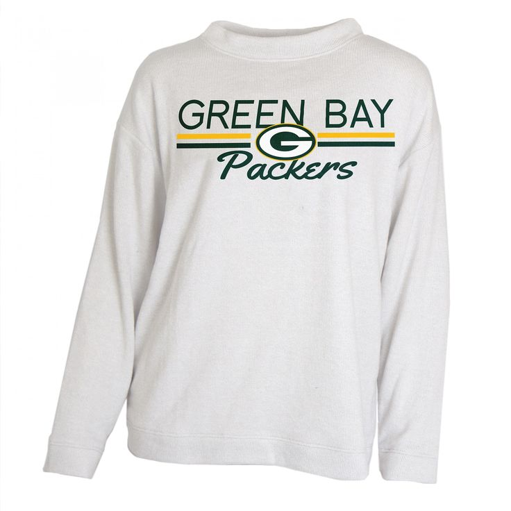 Green Bay Packers Women's Commit Terry Top at the Packers Pro Shop