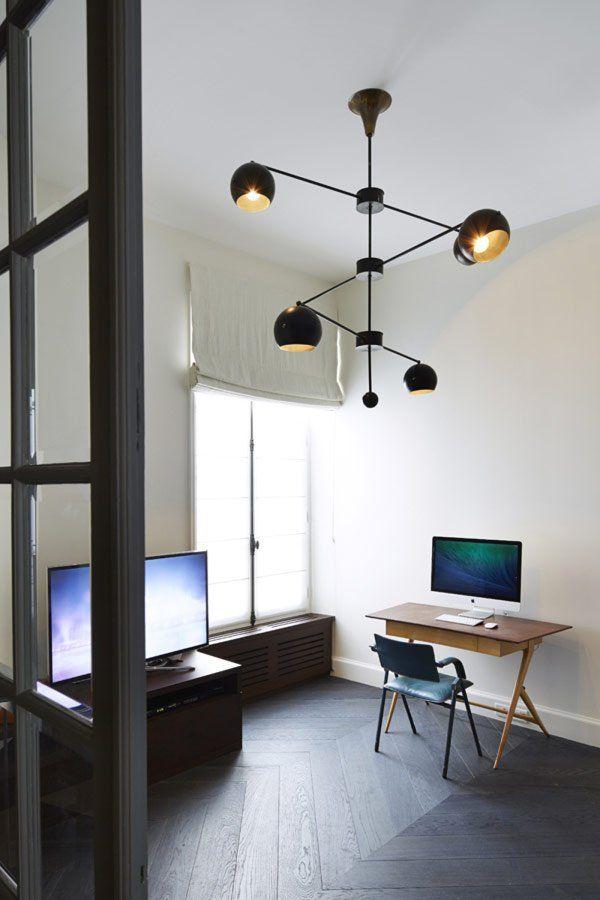 Apartment renovation, Sarah Lavoine