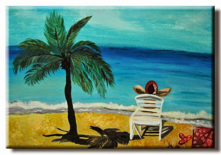 """""""L'Arte e i suoi colori"""": """"Voglia d'estate"""""""