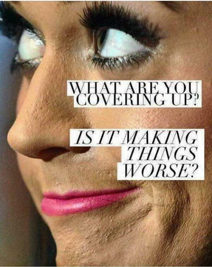 What are you covering up? And how much time and money do spend on the process? Would you like to be able to go foundation free thanks to Rodan + Fields? Let me tell you it's AWESOME! You may be innocently trying to cover up long term skin care concerns but you may just be doing further damage. Makeup can be drying, it can clog pores and quite frankly, draw attention to blemishes and wrinkles. Why not FIX the problem?? 60 day money back guarantee!! All you have to lose is the extra makeup!!