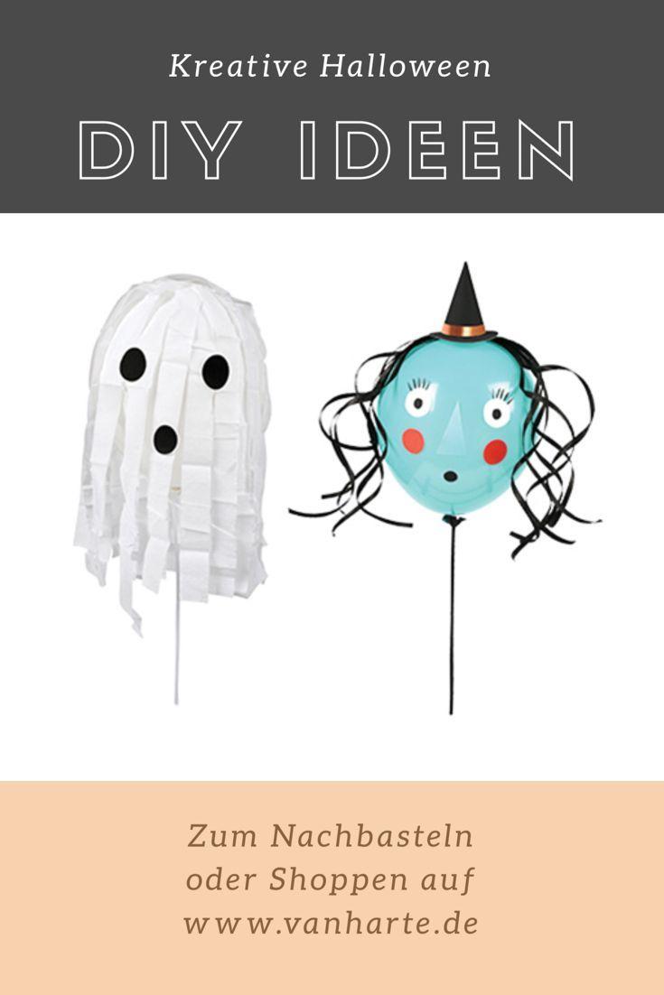 Halloween Diy Ideen Und Deko Von Van Harte Halloween Deko Kinder Fenster Basteln Sp Halloween Deko Basteln Halloween Party Ideen Kinder Halloween Figuren