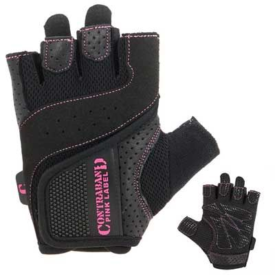 Contraband Pink Label 5137 Women's Weight Lifting Gloves