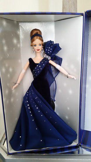1998 Embassy Waltz Barbie NIB